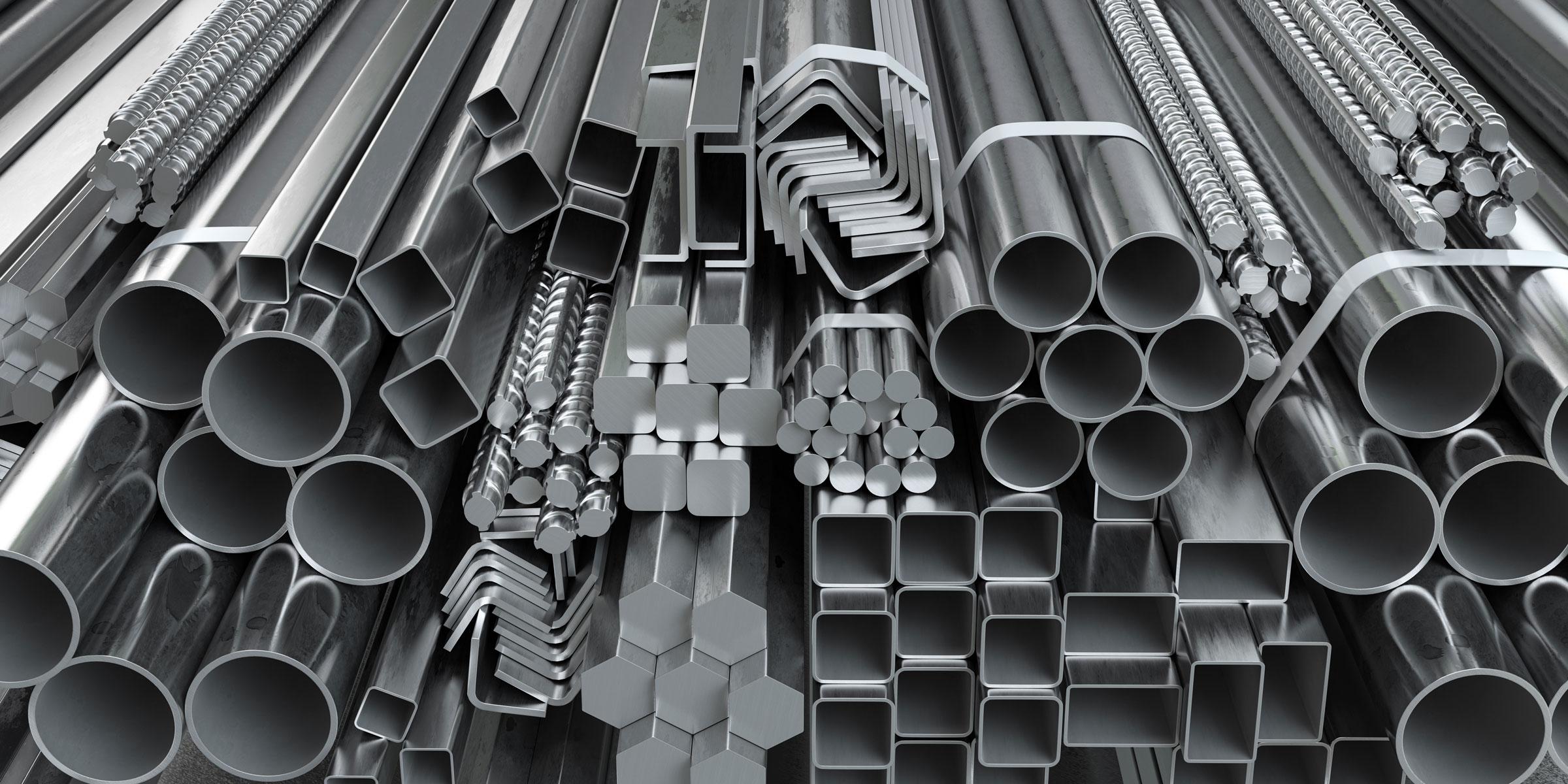 Barres-tubes-tôles-profils